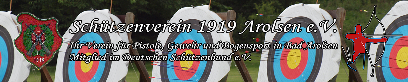Schützenverein 1919 Arolsen e.V.
